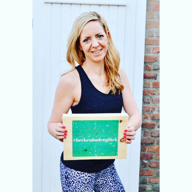 MOMazing Beckenbodenglück mit Henrike Albers Beckenboden Mama Mami Yoga Blog