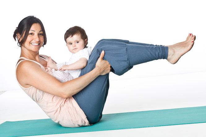 Yoga-Mama Ayse Gündogdu-Aiser