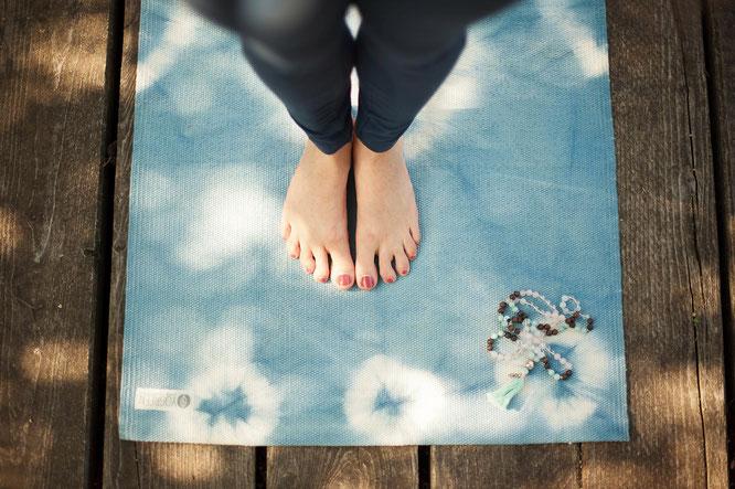 Ab auf die Matte! Prä- und Postnatal Yoga mit Kathrin Mechkat aus Hamburg