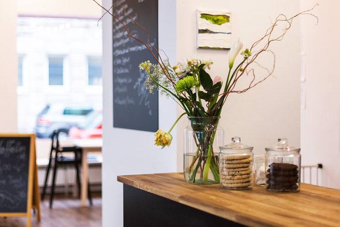 Café DADA: MOMazing City Guide Nürnberg - Städtetrips und Reisen mit Kind mit Tipps von Yogalehrerin Antje von Karma-Mama.