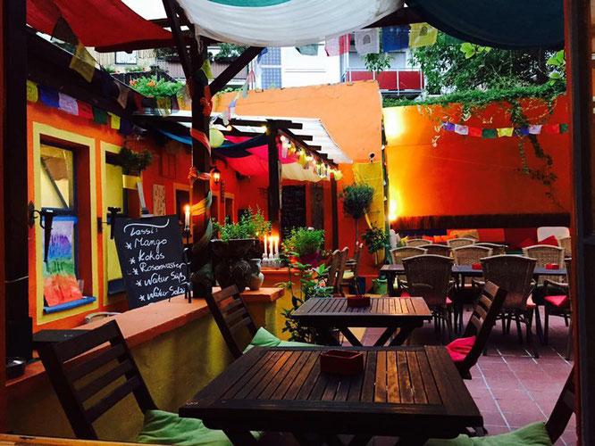 MOMazing City Guide Nürnberg Metropole Städtetrip Reisen mit Kind Yoga Mama Mami Blog Restaurant Tibet