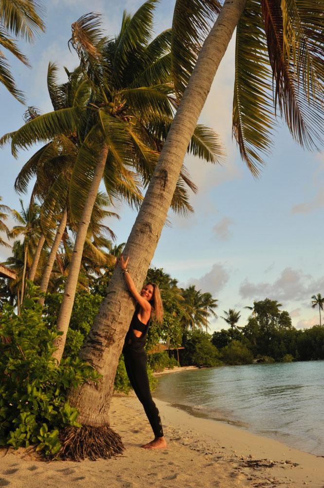 Jivamukti-Yogalehrerin und Yoga-Mama Miriam Lagenscheidt im Interview mit dem Yoga Mama Blog MOMazing.