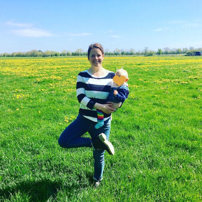 Erfahrungen Mama Baby Yoga Retreat Auszeit auf Föhr im Hoftel an der Nordsee. Reisetagebuch auf dem Mama Yoga Blog MOMazing.