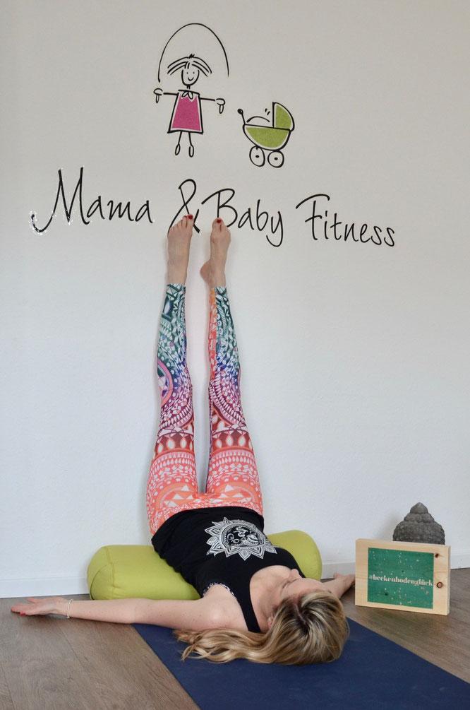 Expertin Henrike Albers erklärt,  auf dem Yoga Mama Blog MOMazing, wie Zwerchfell und Beckenboden zusammenhängen.#beckenbodenglück