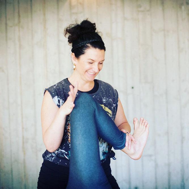 Dörte Kubatzki Yogahotel Das Kubatzki: Mantren und Mantra für Mamas und Papas auf dem Mütter Yoga Blog MOMazing.