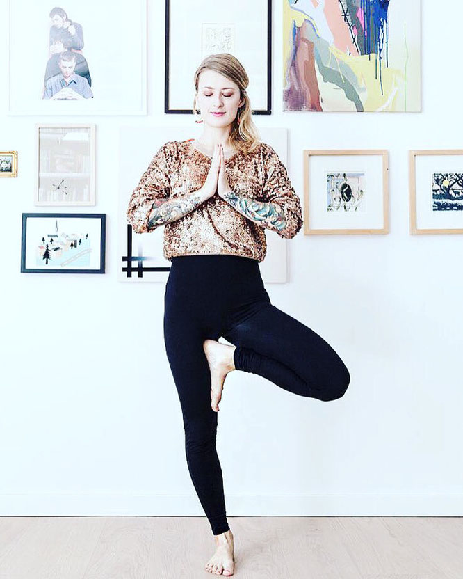 Yoga-Mama Jelena Lieberberg im Interview mit dem Mama Yoga Blog MOMazing.