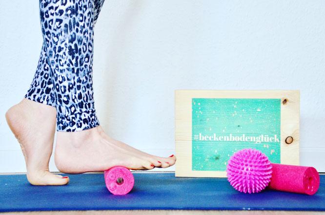 MOMazing #beckenbodenglück mit Henrike Albers Yoga Mama Mami Blog