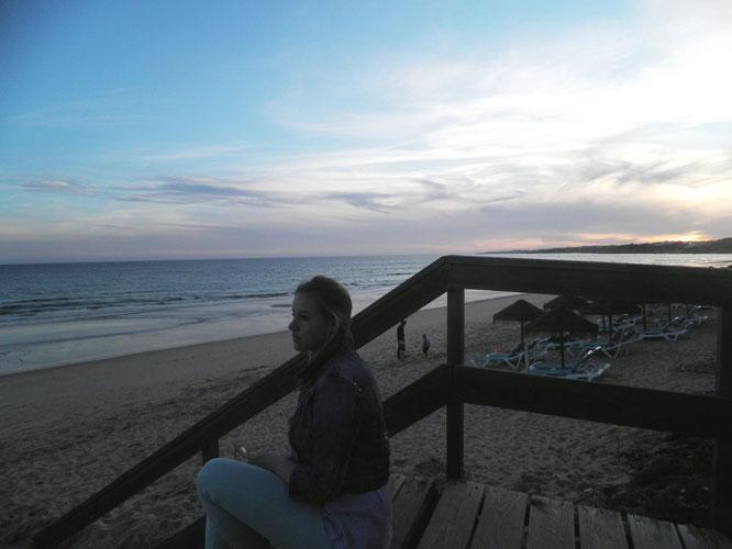 Algarve - Die Strände im Süden Portugals sind einfach wunderschön und die Sonnenuntergänge traumhaft!