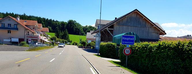 Hauptwil, Schweiz
