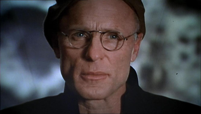 """El actor Ed Harris interpreta a Christof, concebido como """"el creador"""" del mundo de Truman."""