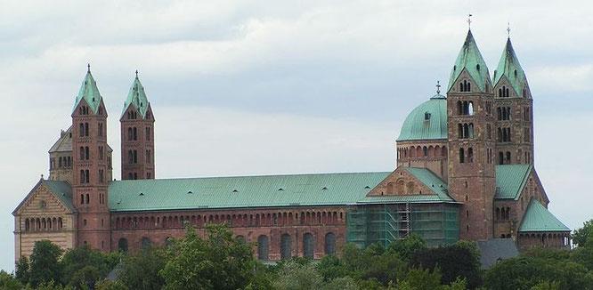 Catedral de Spira. Fuente: Stefan Kühn.