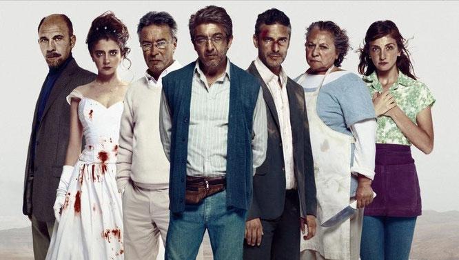 'Relatos salvajes', comedia negra con buenas críticas
