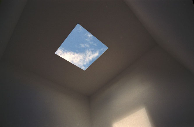 'Skyspaces' - James Turrell.