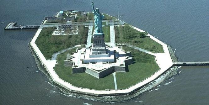 Isla de la Libertad.