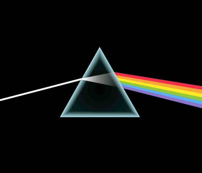 """Dark side of the moon"" de Pink Floyd – (1973)."