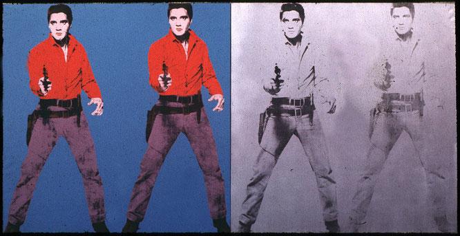 Elvis Presley - Andy Warhol
