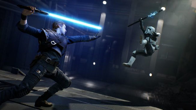 STAR WARS - Jedi: Fallen Order - Gameplay-Video zeigt erste Spielszenen! [PS4/XONE/PC]