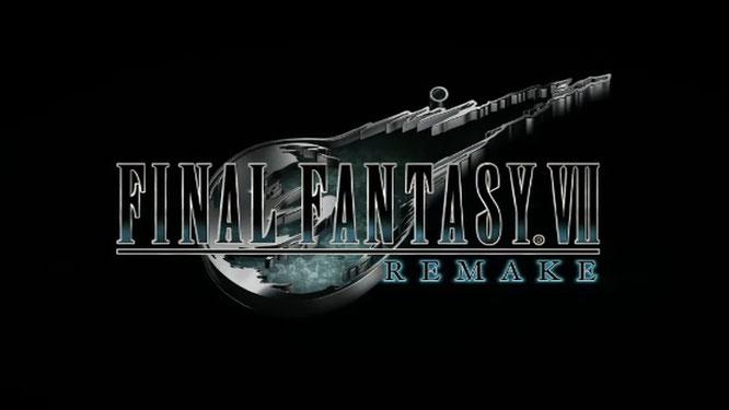 FINAL FANTASY VII REMAKE - Gamescom-Trailer mit deutscher Synchro veröffentlicht! [PS4]