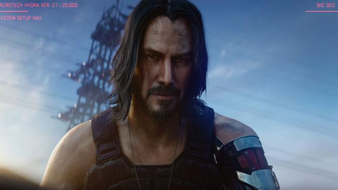 Cyberpunk 2077 - Neuer Trailer mit Keanu Reeves bestätigt Release-Datum! [PS4/XONE/PC]