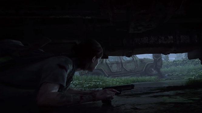 The Last of Us: Part II - Gameplay-Video von der E3 2018 zeigt erste beeindruckende Eindrücke! [PS4]