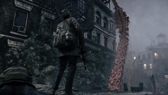 The Sinking City - Neuer Trailer zeigt einen weiteren spannenden Einbblick! [PS4/XONE/PC]