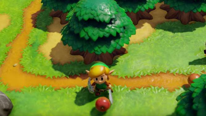 The Legend of Zelda: Link's Awakening - Neuer Gameplay-Trailer von der E3 2019 veröffentlicht! [SWITCH]