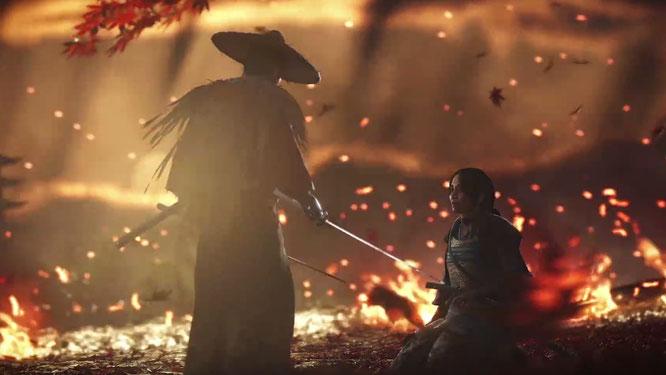 Ghost of Tsushima - Beeindruckendes erstes Gameplay von der E3 2018 veröffentlicht! [PS4]