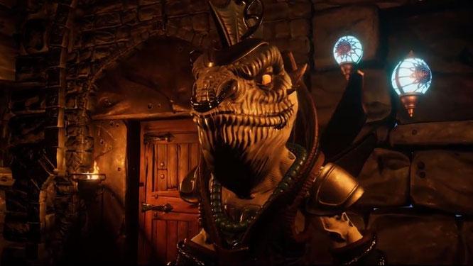 Underworld Ascendant - Gamescom 2018-Trailer zeigt weitere Eindrücke! [PS4/XONE/PC/SWITCH]