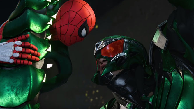 Marvel's Spider-Man - Neues Gameplay-Video von der E3 2018! [PS4]