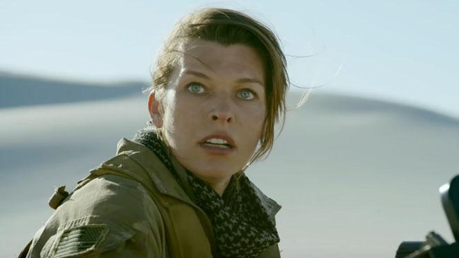 MONSTER HUNTER - Erster Teaser zum Film mit Milla Jovovich veröffentlicht! [MOVIE] *UPDATE*