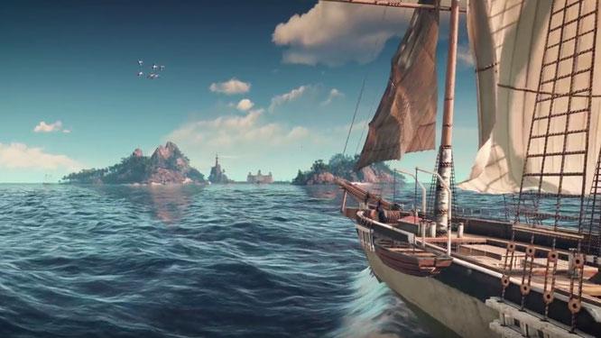 ANNO 1800 - Gamescom 2018-Trailer zeigt weitere Eindrücke! [PC]