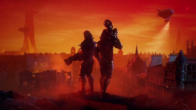 Wolfenstein: Youngblood - Offizieller E3-Ankündigungstrailer veröffentlicht! [PS4/XONE/PC]