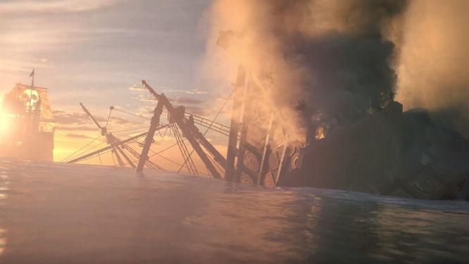 Port Royale 4 - Ankündigungs-Trailer zum Nachfolger veröffentlicht! [PS4/XONE/SWITCH/PC]