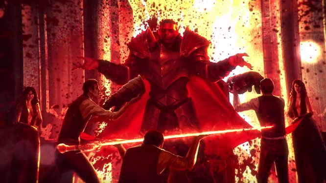 Immortal Realms: Vampire Wars - Offizieller E3-Teaser Trailer veröffentlicht! [PS4/XONE/PC/SWITCH]