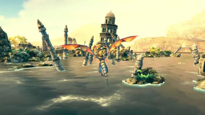 Panzer Dragoon: Remake - Offizieller E3 2019 -Trailer veröffentlicht! [SWITCH]