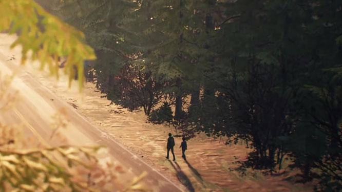 LIFE IS STRANGE 2 - Reveal Trailer und erstes Gameplay-Video veröffentlicht! [PS4/XONE/PC]