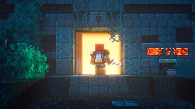 Minecraft Dungeons - E3-Gameplay-Trailer zeigt erste Spielszenen! [PS4/XONE/PC/SWITCH]