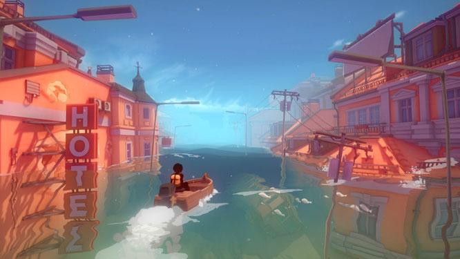 Sea of Solitude - Offizieller Gameplay-Trailer zeigt erste Einblicke! [PS4/XONE/PC]