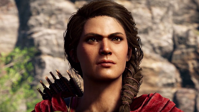Assassin's Creed Odyssey - Gamescom 2018-Trailer zeigt sich in zwei Versionen! [PS4/XONE/PC]