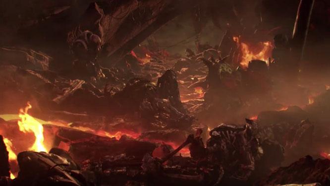 DOOM Eternal - Nachfolger zeigt sich im E3-Ankündigungstrailer! [PS4/XONE/PC]