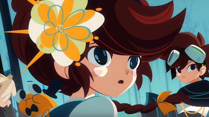 Cris Tales - Offizieller E3-Ankündigungstrailer veröffentlicht! [PS4/XONE/PC]