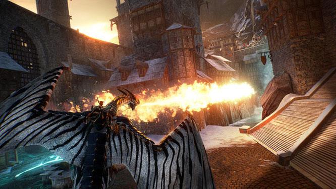 Century: Age of Ashes - Drachenreiter-Multiplayerspiel mit Trailer angekündigt! [PC]