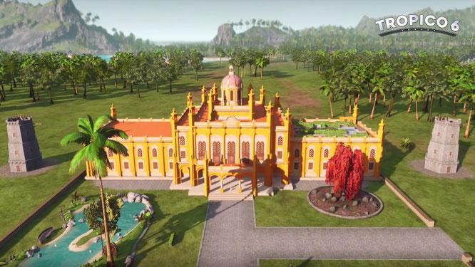 Tropico 6 - Erscheint nächstes Jahr 2019 und gamescom-Trailer veröffentlicht! [PS4/XONE/PC]