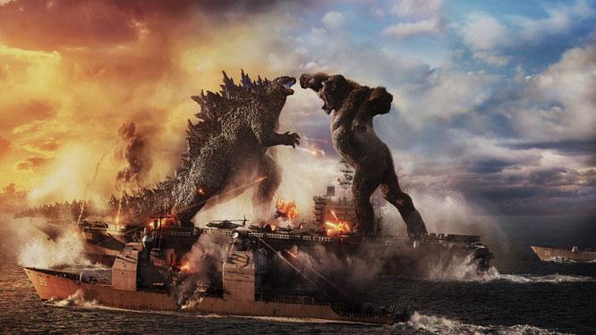 GODZILLA VS. KONG - Erster Trailer zum neuen Blockbuster veröffentlicht! [MOVIE]