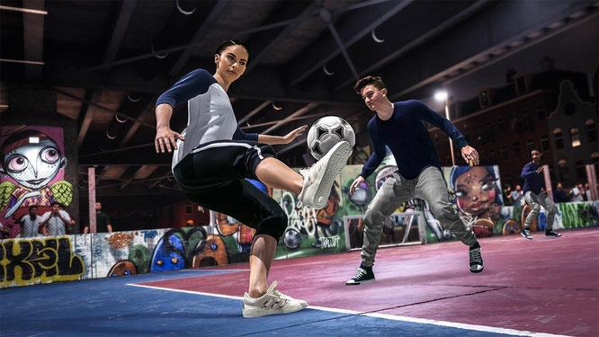 FIFA 20 - Offizieller Reveal-Trailer inkl. VOLTA-Fußball veröffentlicht! [PS4/XONE/PC/SWITCH]