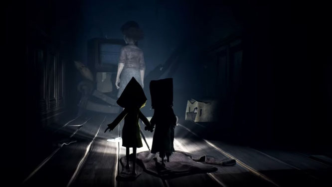Little Nightmares 2 - Offizieller Gameplay-Trailer auf der Gamescom 2020 enthüllt! [PS5/XBOX/PS4/XONE/PC/SWITCH]