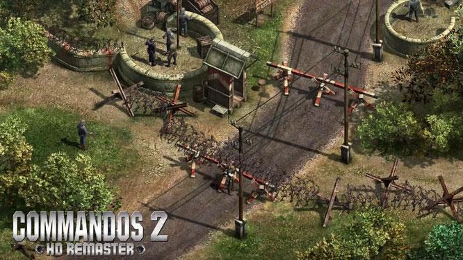 Commandos 2 - HD Remaster - Strategie-Legende erstrahlt im neuem Glanz! [PS4/XONE/PC/SWITCH]
