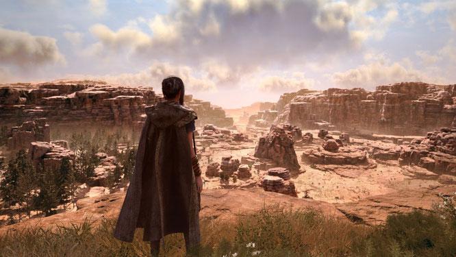 Forspoken - Neuer Trailer zeigt Gameplay-Szenen! [PS5/PC]