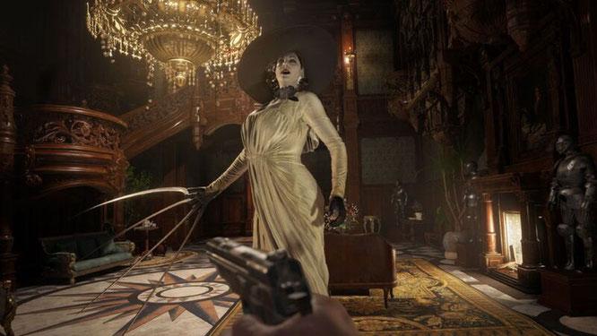 Resident Evil 8: Village - Neuer Trailer zum Horror-Blockbuster veröffentlicht! [PS5/XBOX/PS4/XONE/PC]