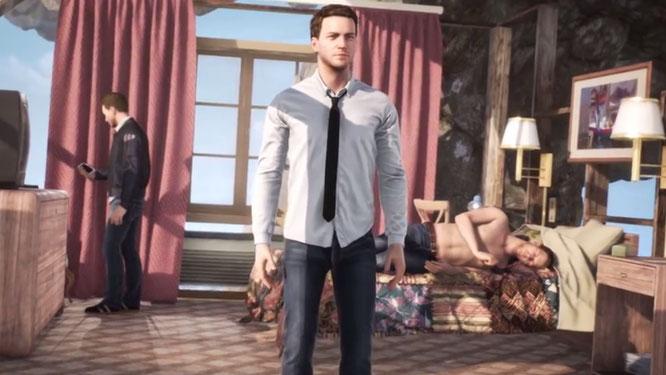 Twin Mirror - Gamescom 2018 -Trailer zum Psycho-Adventure veröffentlicht! [PS4/XONE/PC]